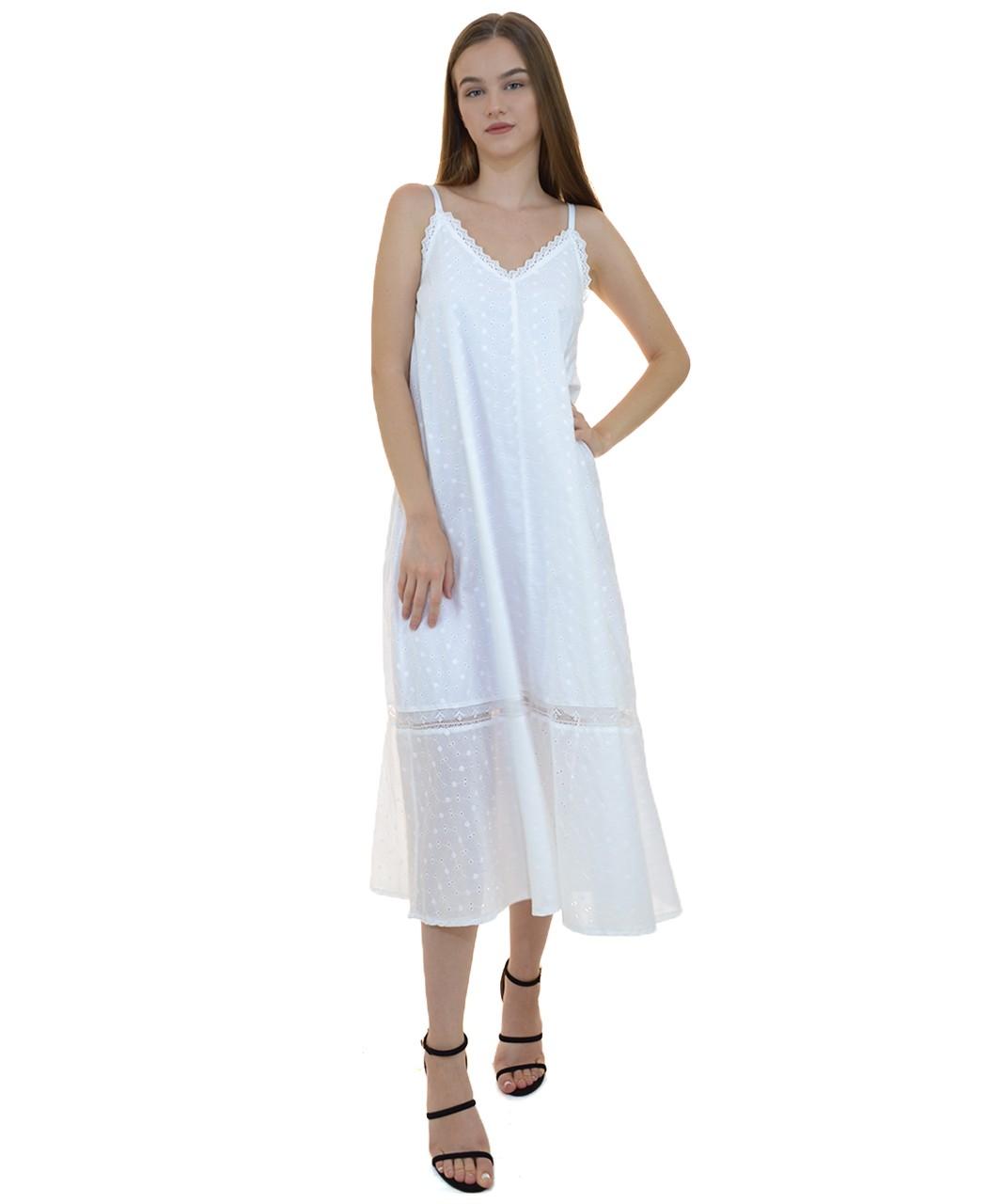 Φόρεμα Μίντι Κιπούρ